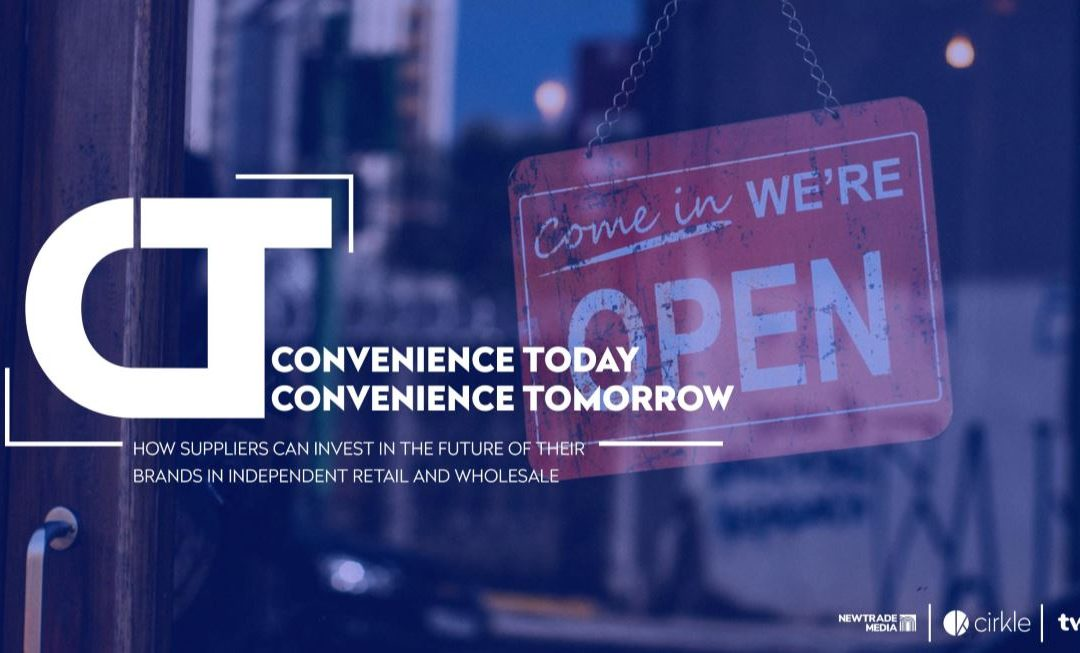 Convenience Today, Convenience Tomorrow