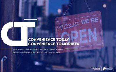 Convenience Today, Convenience Tomorrow