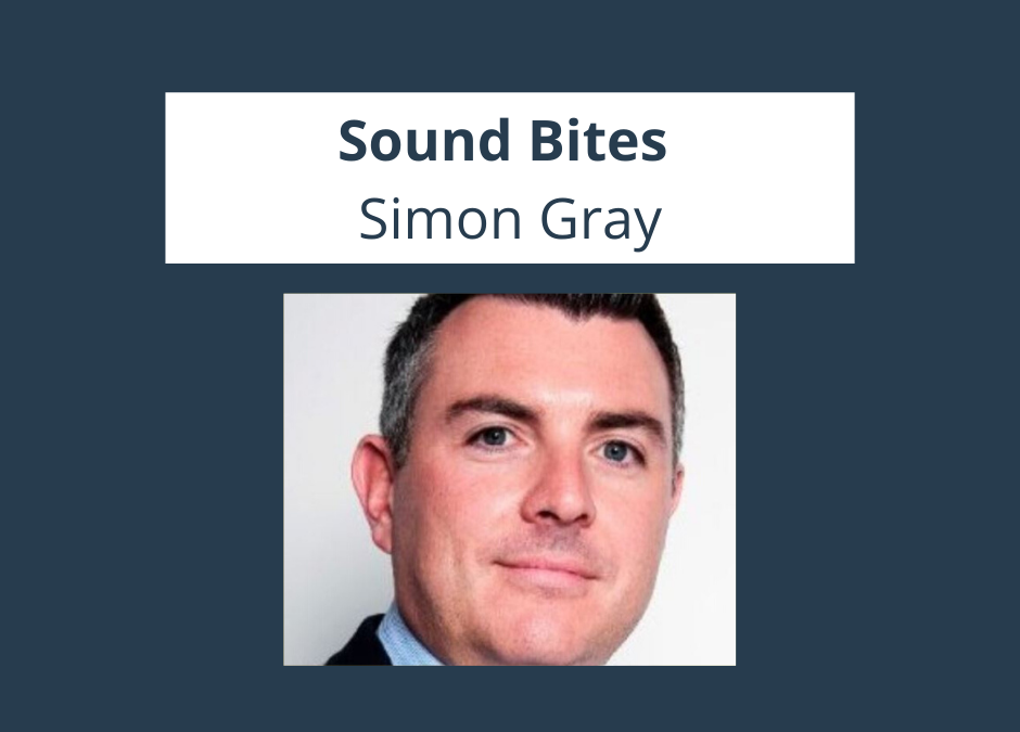 TWC's Sound Bites: Simon Gray, Boost Drinks