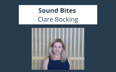 TWC's Sound Bites: Clare Bocking, DCS