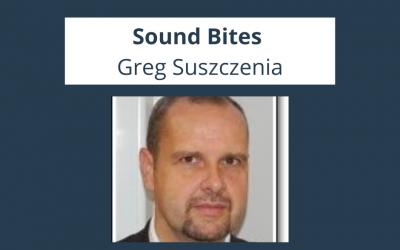 TWC's Sound Bites: Greg Suszczenia, Parfetts