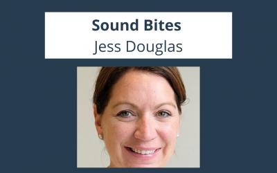 TWC's Sound Bites: Jess Douglas, Confex
