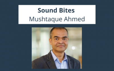 TWC's Sound Bites: Mushtaque Ahmed, JJ Foodservice