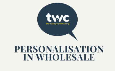 Tom Fender: Personalisation can't be done without high quality customer data