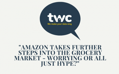 Amazon takes further steps into the grocery market – worrying or all just hype?