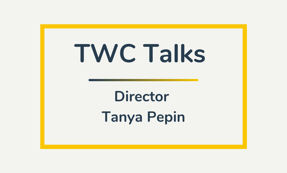 Tanya Pepin: how to… stand out in meetings